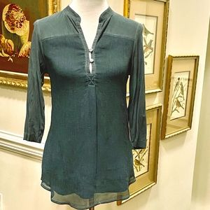 Coldwater Creek Tunic Top